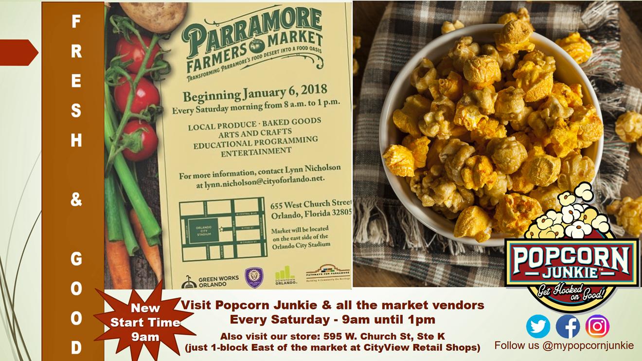 Parramore Farmers Market