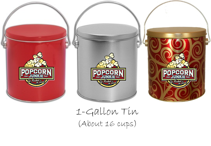One Gallon Tin Designs